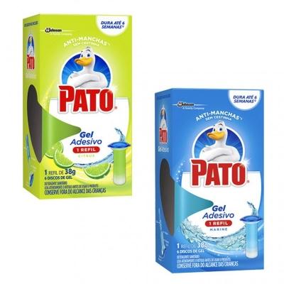 Pastilha Sanitária Adesiva - Pato